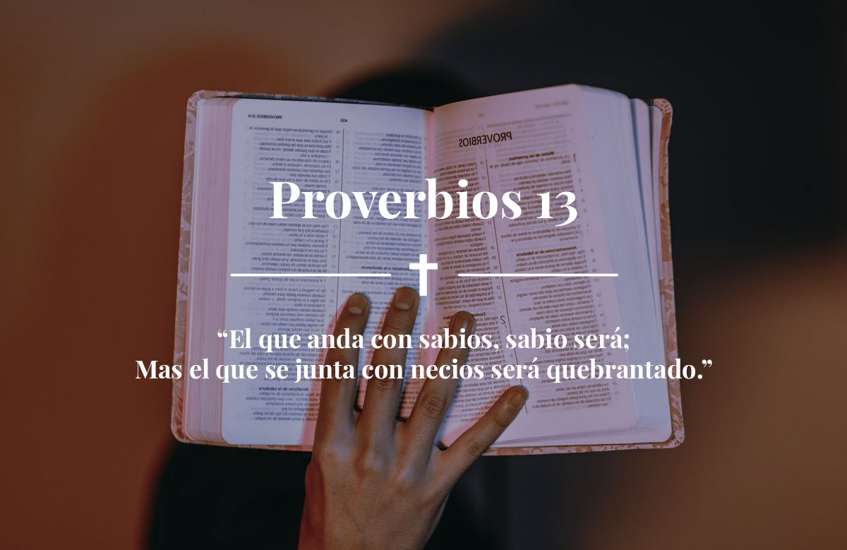 Proverbios 13