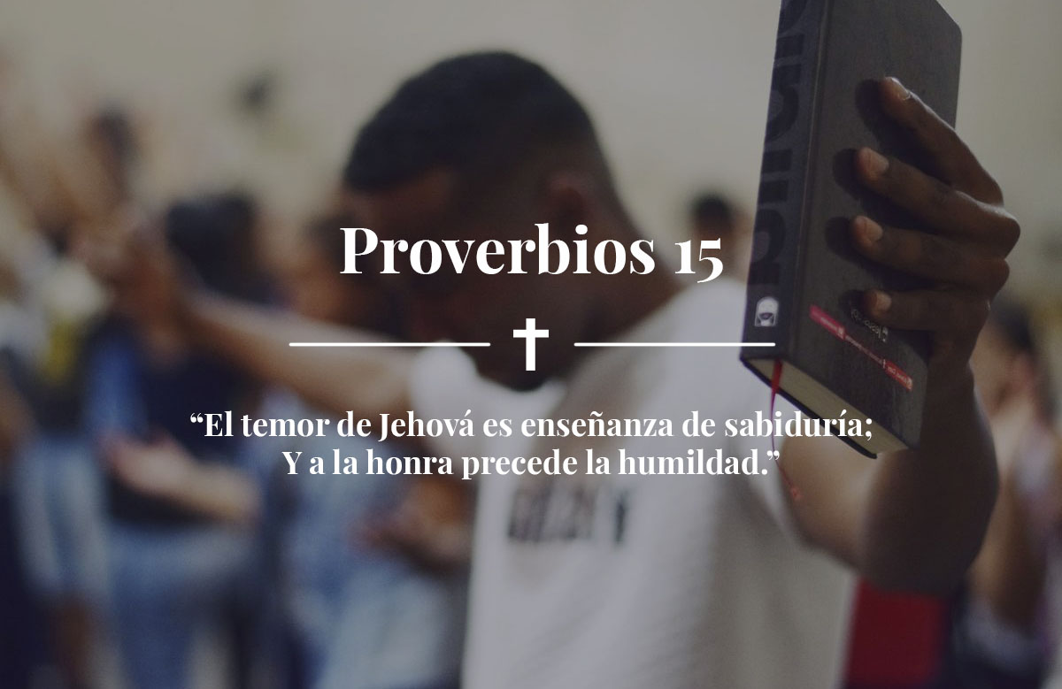 Proverbios 15