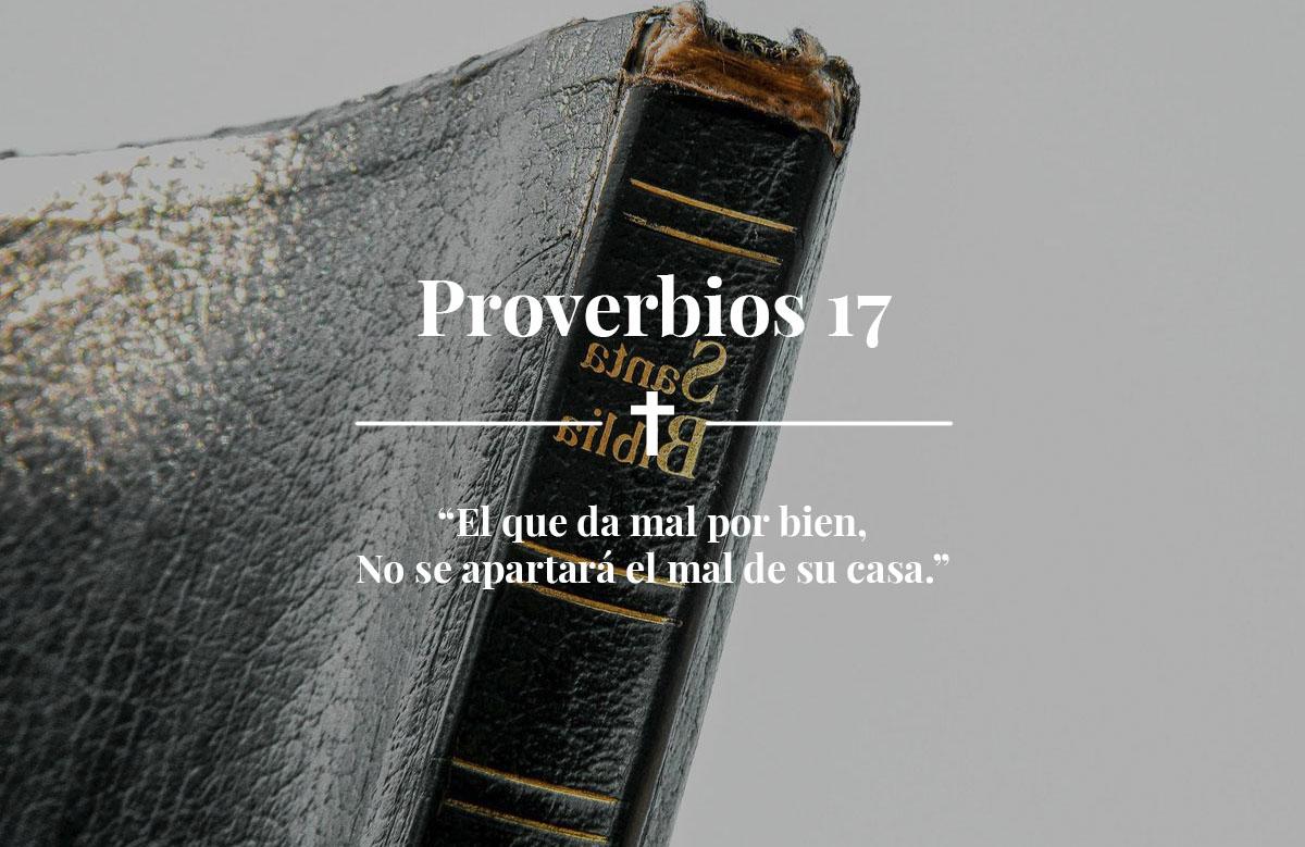 Proverbios 17