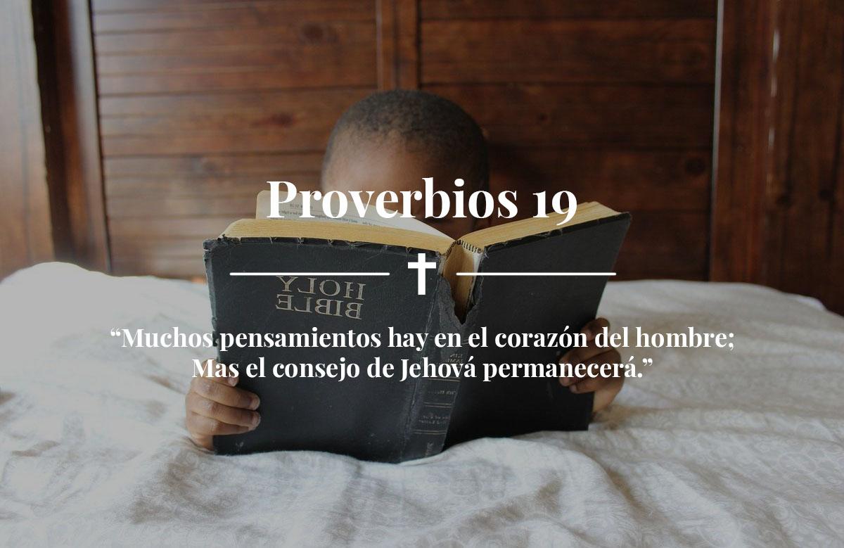 Proverbios 19