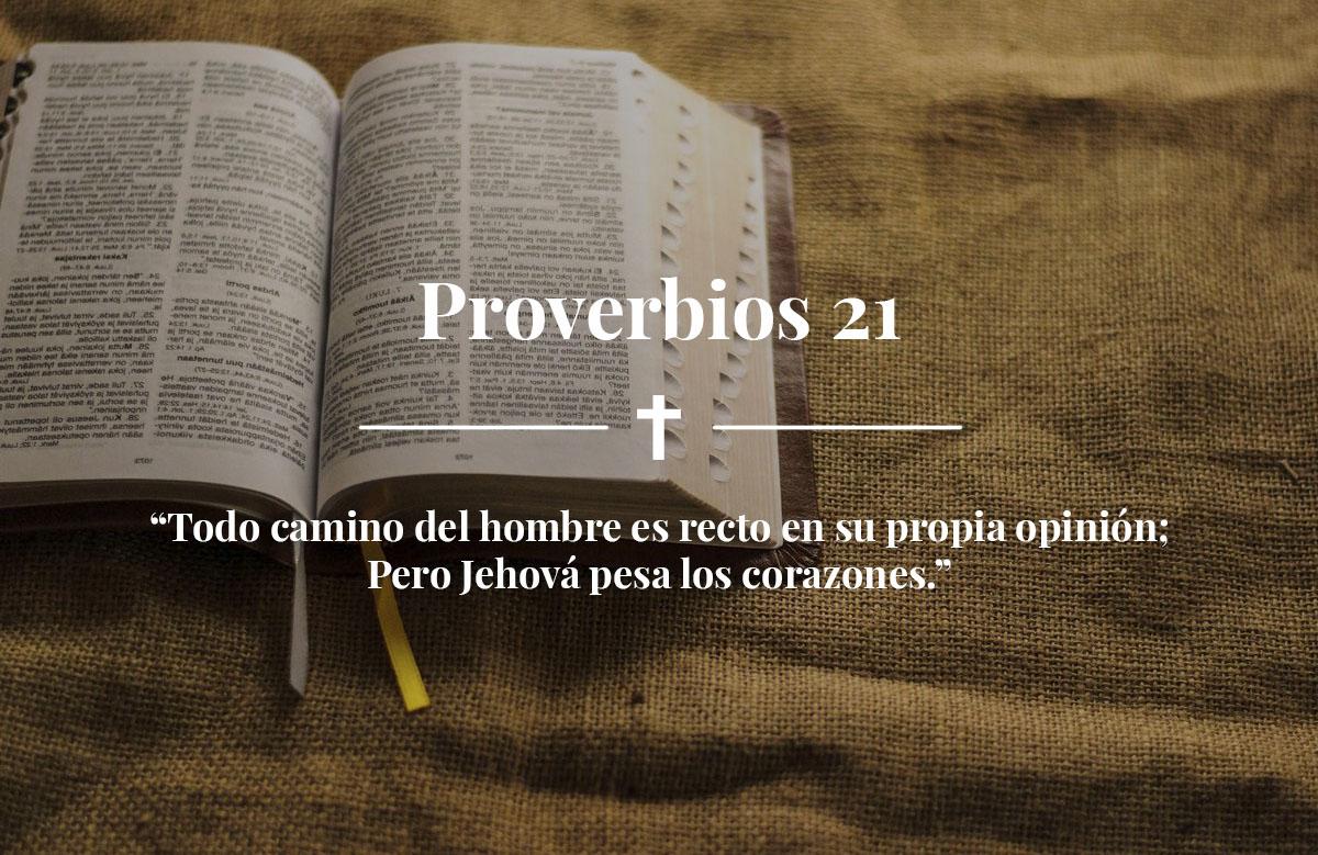 Proverbios 21