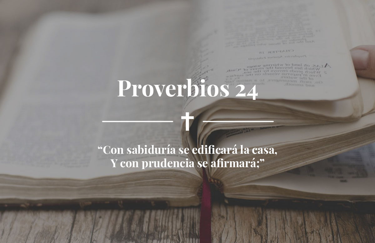Proverbios 24