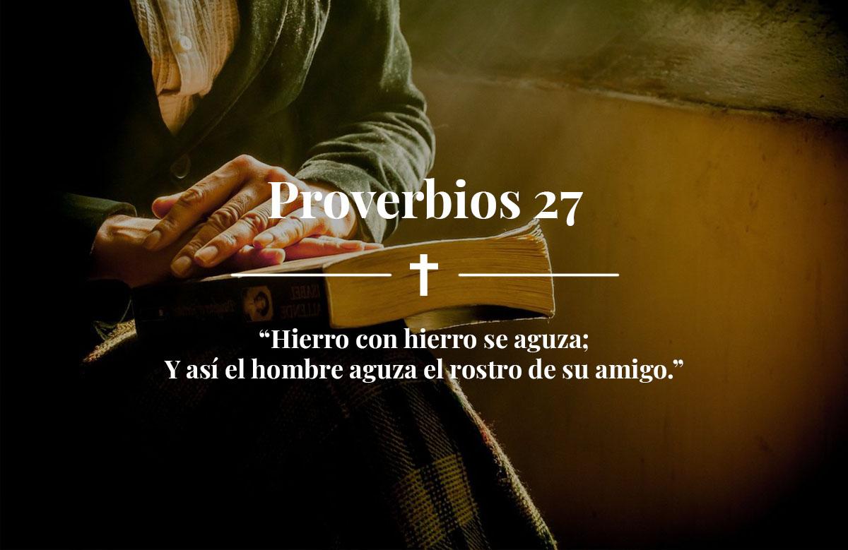 Proverbios 27
