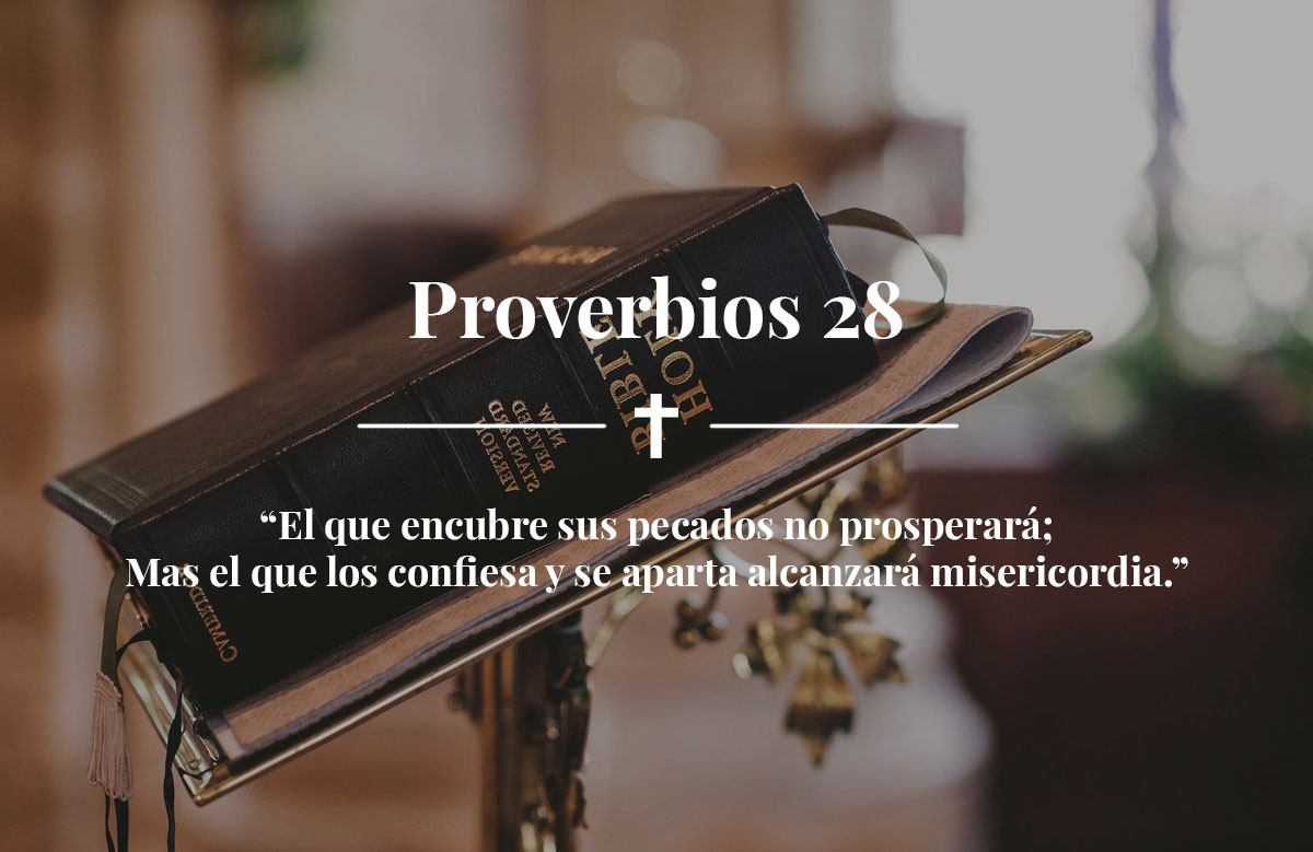 Proverbios 28