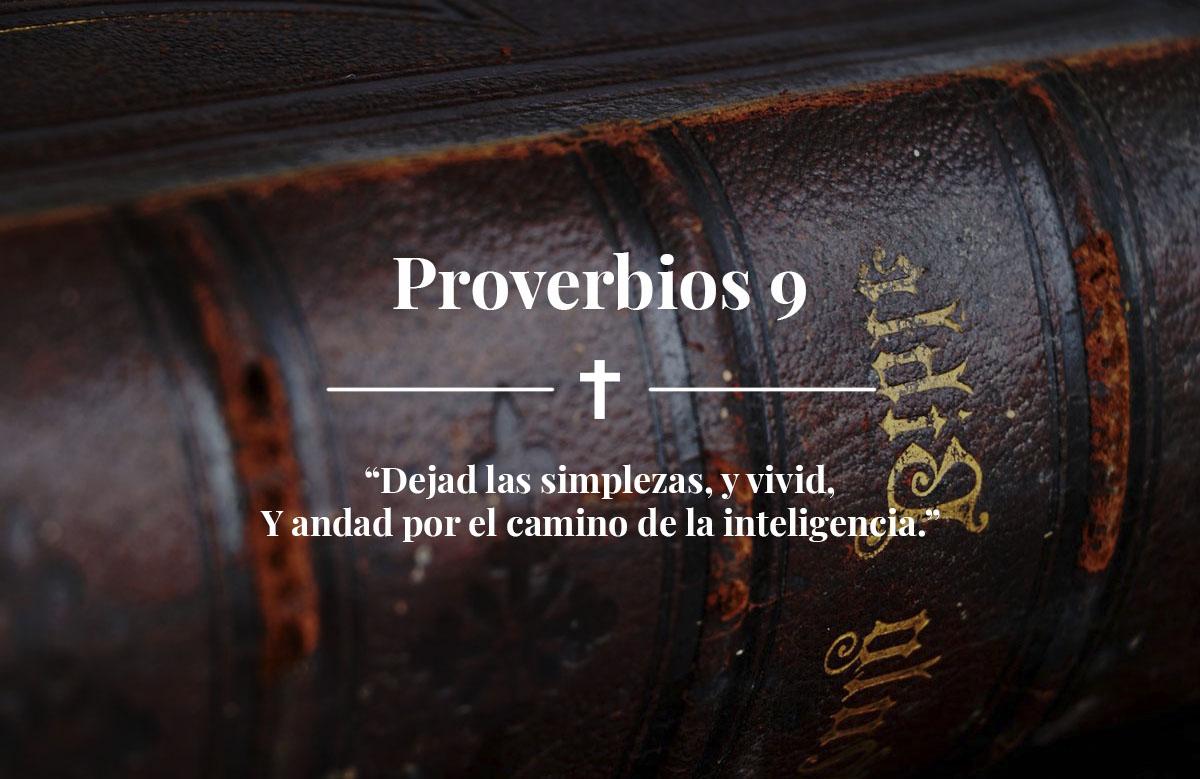Proverbios 9